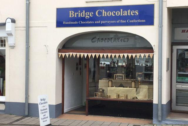 Retail premises for sale in Egloshayle Road, Wadebridge