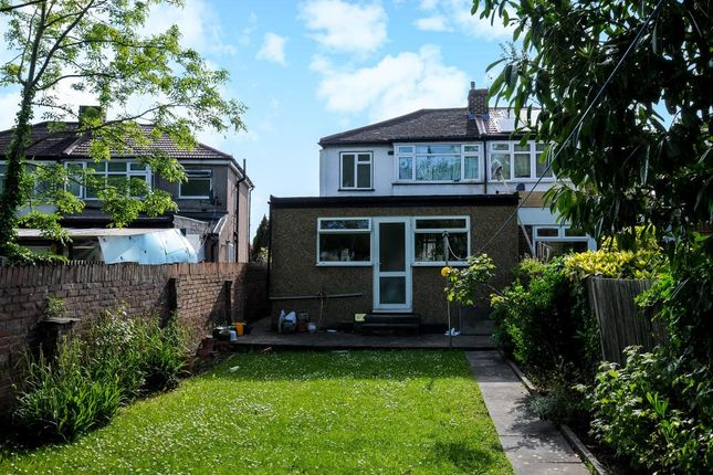 Rear View of Dean Drive, Stanmore HA7