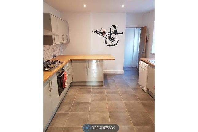 Thumbnail Terraced house to rent in Constitution Hill, Swansea