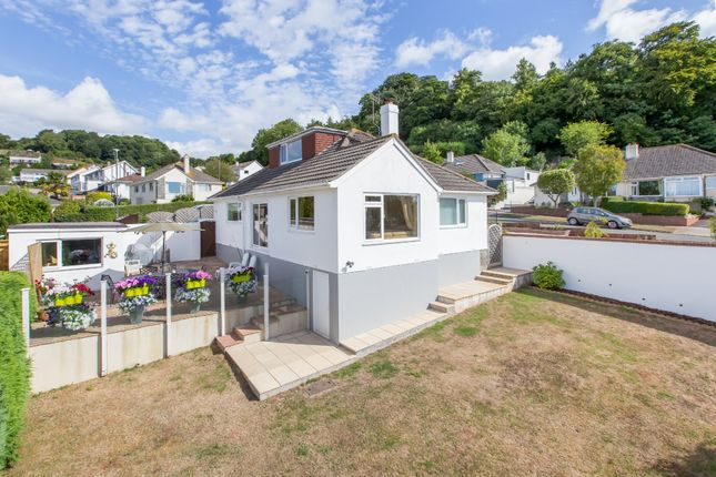 Thumbnail Detached bungalow for sale in Padacre Road, Torquay