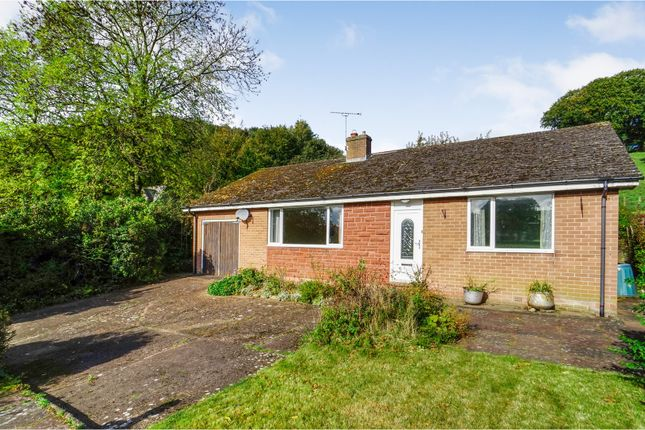 Thumbnail Detached bungalow for sale in Lanercost Road, Brampton
