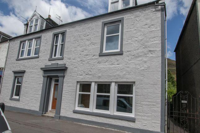 External of 140 West Stirling Street, Alva, Clackmannanshire 5En, UK FK12