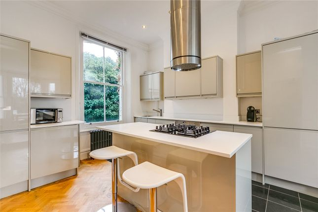 Kitchen of Edbrooke Road, London W9