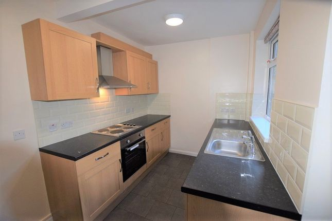 Thumbnail End terrace house to rent in Bolsover Street, Mansfield