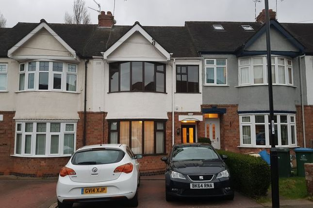3 bed terraced house to rent in 3/4 Bedroom House, Dulverton Avenue, Coventry