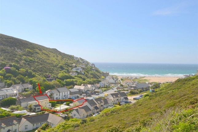 Thumbnail Semi-detached house for sale in Beach Road, Porthtowan, Truro