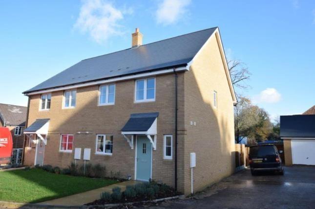 Thumbnail Semi-detached house for sale in Oakline, Heathfield, East Sussex