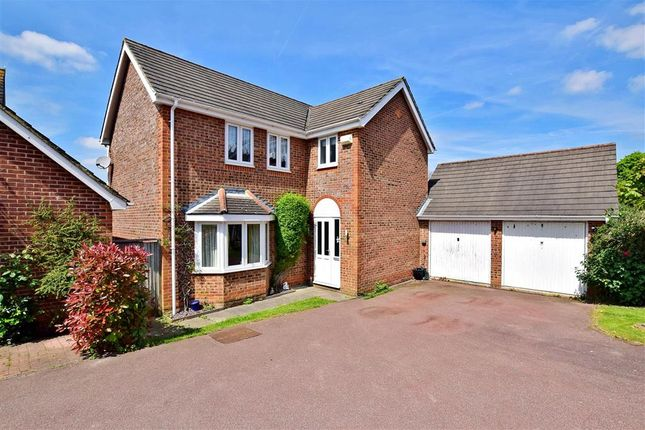 Thumbnail Detached house for sale in Nursery Field, Buxted, Uckfield, East Sussex
