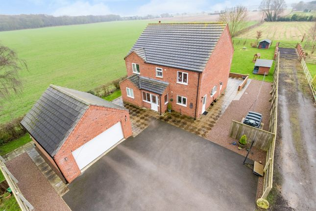 Thumbnail Detached house for sale in Field Lane, Bardney, Lincoln
