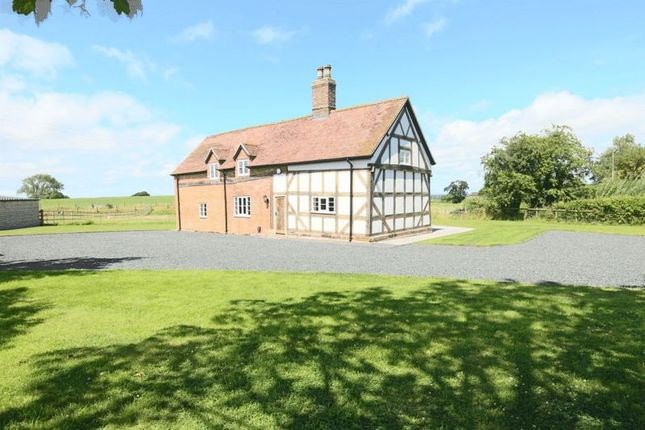 Detached house for sale in Woodhouse Lane, Audlem, Crewe