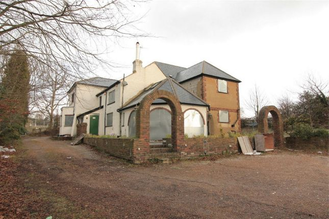 Thumbnail Detached house for sale in Watermill Lane, Bexhill On-Sea, East Sussex