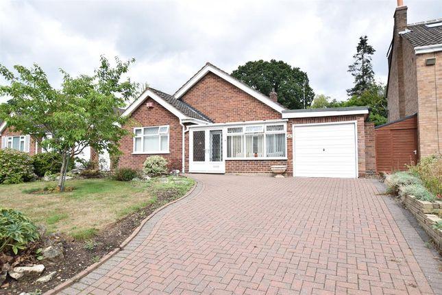 Thumbnail Bungalow for sale in Westfield Close, Dorridge, Solihull