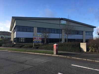 Thumbnail Office to let in Ground Floor, De Nora, Arley Drive, Birch Coppice Business Park, Dordon, Tamworth