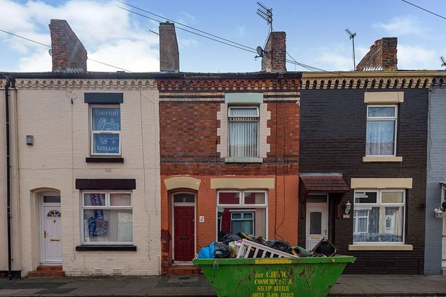 Photography of Andrew Street, Liverpool, Merseyside L4