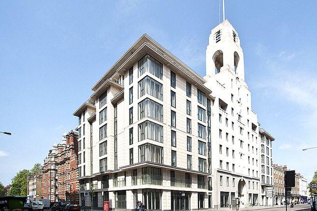 Exterior of Parkview Residence, 219 Baker Street, London NW1