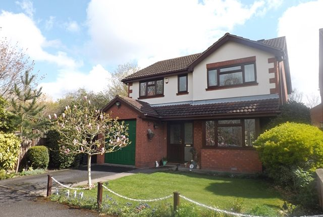 Thumbnail Detached house for sale in Wards Close, Badsey Lane, Evesham