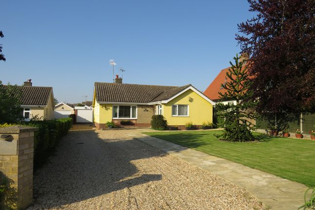 Thumbnail Detached bungalow for sale in Lopham Road, East Harling, Norwich