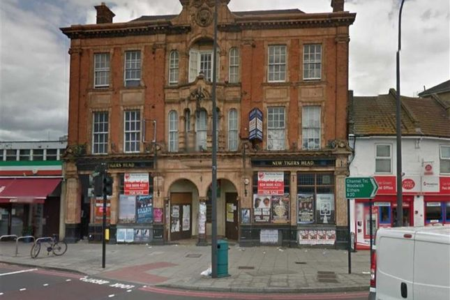 Thumbnail Commercial property for sale in Lee Road, London