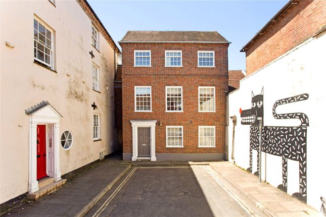 Thumbnail Detached house for sale in North Pallant, Chichester, West Sussex