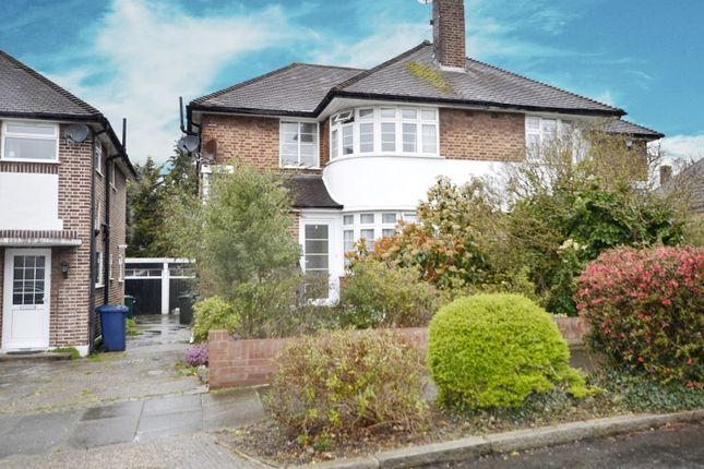 Thumbnail Semi-detached house for sale in 29 Friars Walk, London