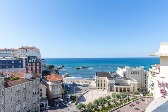 Thumbnail Apartment for sale in Biarritz, Centre, 64200, France