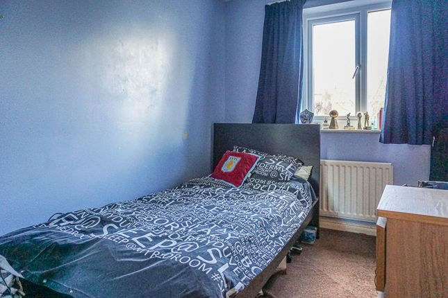 Bedroom Three of Pool View, Rushall, Walsall WS4