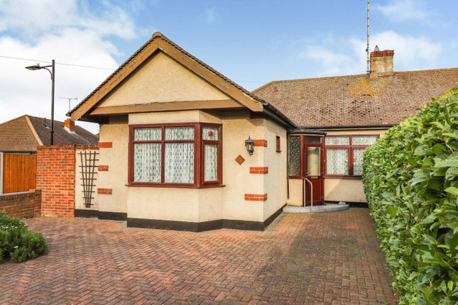 2 bed semi-detached bungalow for sale in Hampton Gardens, Southend-On-Sea SS2