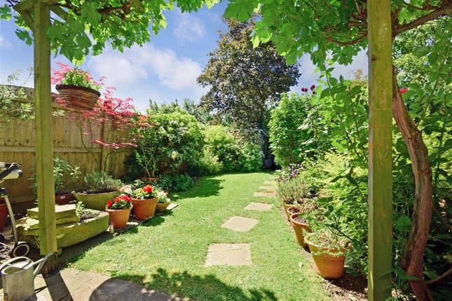 Thumbnail Terraced house for sale in Highfield Green, Epping, Essex