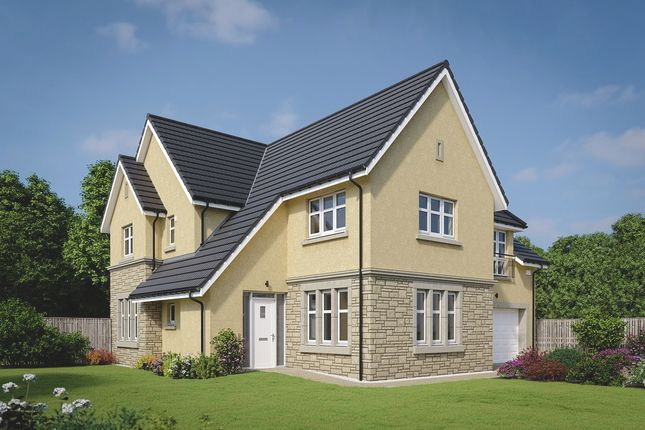 Thumbnail Detached house for sale in West Road, Letham Mains, Haddington