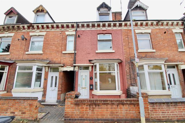 Thumbnail Terraced house to rent in Nottingham Road, Kegworth, Derby