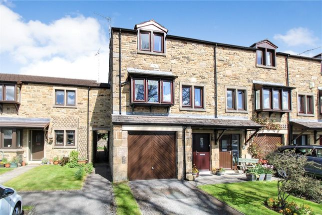 3 bed end terrace house for sale in Ivy House Gardens, Gargrave, Skipton BD23