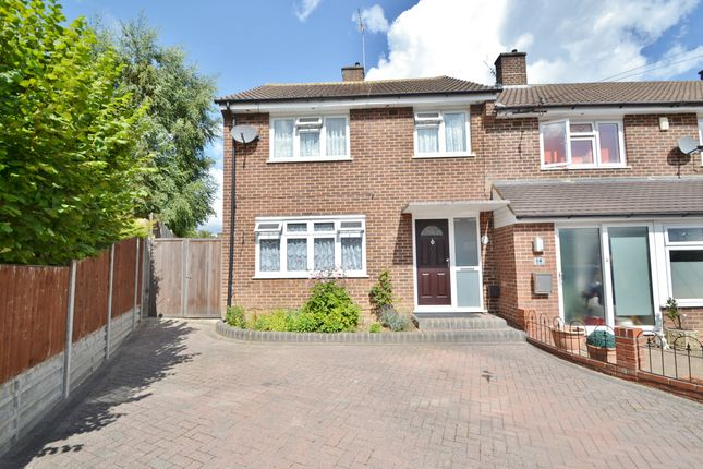 Thumbnail End terrace house for sale in Linden Road, New Southgate
