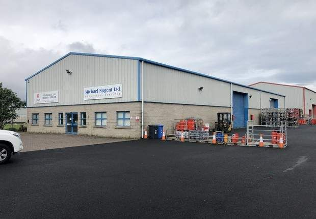 Thumbnail Warehouse to let in Carrakeel Drive, Maydown Industrial Estate, Londonderry, County Londonderry