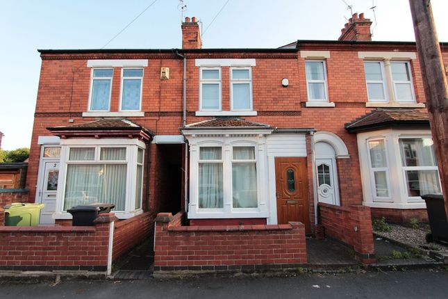 Thumbnail Property to rent in Caldwell Street, Loughborough