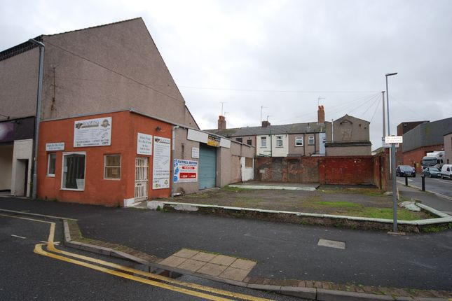 Thumbnail Light industrial for sale in Dalkeith Street, Barrow-In-Furness