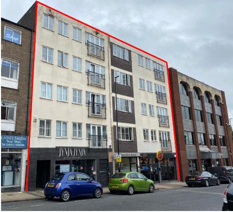 Thumbnail Retail premises for sale in Bridge Street, Northampton