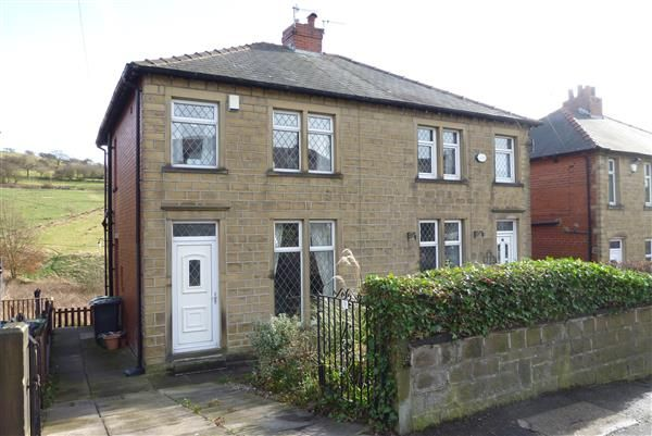 Thumbnail Semi-detached house for sale in Newsome Road South, Newsome, Huddersfield