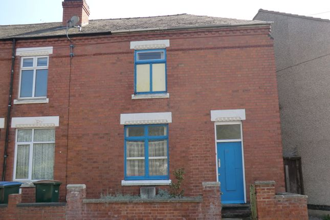 Thumbnail Terraced house to rent in Brighton Street, Coventry
