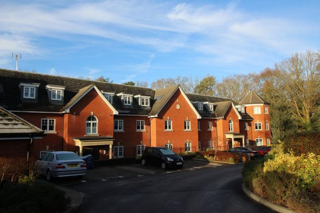 Thumbnail Flat for sale in Crookham Road, Fleet