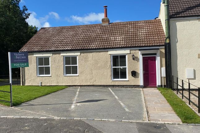 Thumbnail Terraced bungalow for sale in Satley, Bishop Auckland