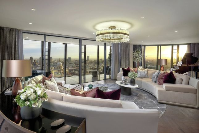 Thumbnail Flat for sale in The Blake Residence One Blackfriars, Southbank