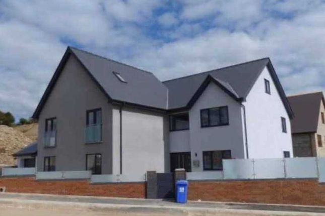 Detached house for sale in Abergarw Meadow, Brynmenyn, Bridgend