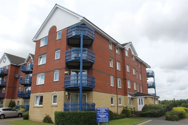 Thumbnail Flat for sale in Mountbatten Close, Ashton-On-Ribble, Preston, Lancashire