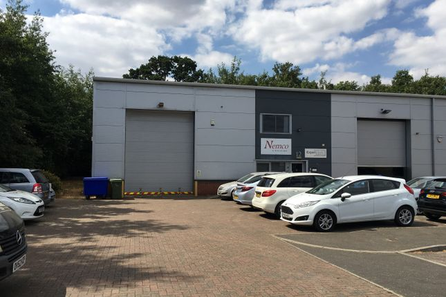Thumbnail Office to let in Hillside Business Park, Bury St Edmunds