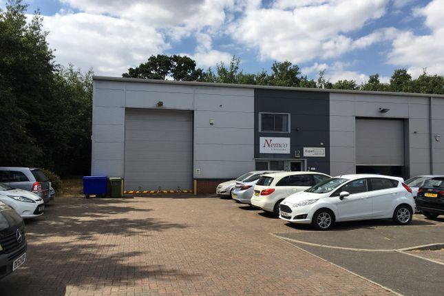 Thumbnail Office to let in Hillside Business Park, Bury St Edmunds