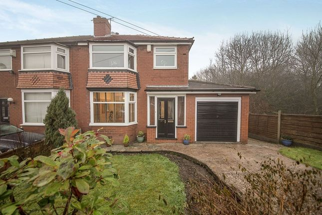 Thumbnail Semi-detached house for sale in Balmoral Avenue, Hyde
