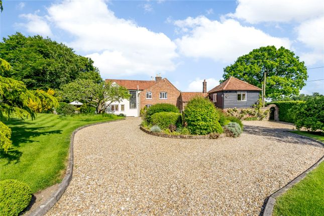 Thumbnail Equestrian property for sale in Church Lane, Hastoe, Tring, Hertfordshire