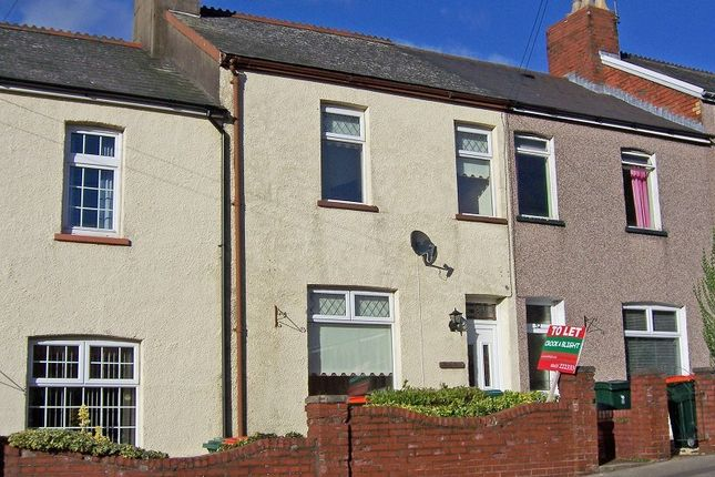 Thumbnail Property to rent in Whitstone Road, Newport