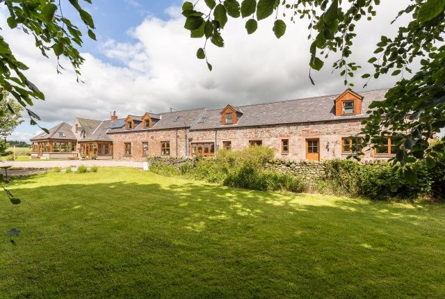 Thumbnail Detached house for sale in Hillock, Kinnell, Arbroath, Angus