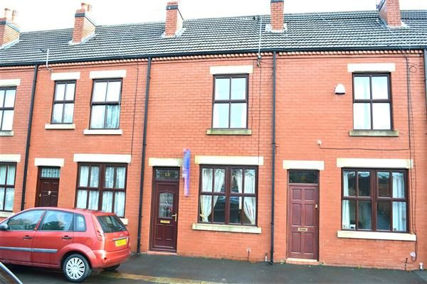 Thumbnail Terraced house to rent in Hesketh Street, Leigh